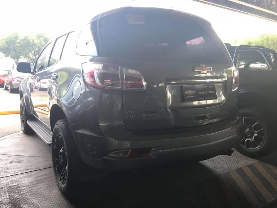 2016 Chevrolet Trailblazer - Rear View