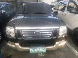 2008 Ford Explorer - Front View