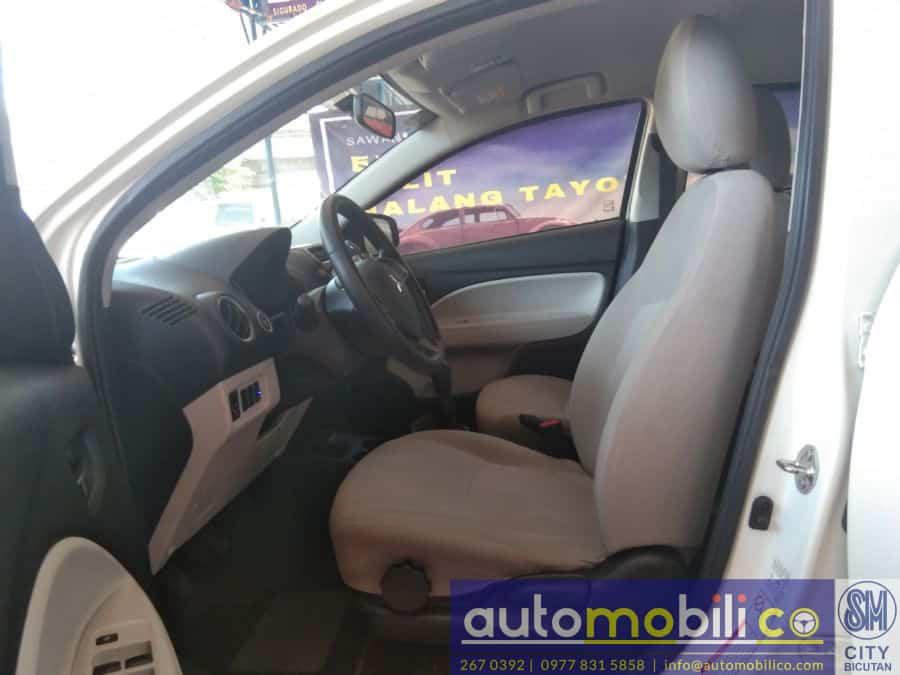 2016 Mitsubishi Mirage G4 - Interior Front View