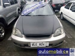 2000 Honda Civic - Front View