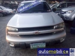 2004 Chevrolet Trailblazer - Front View