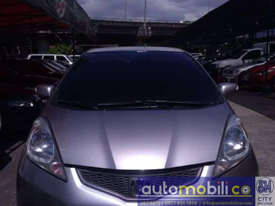 2009 Honda Jazz - Front View