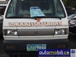 2010 Suzuki Multivan - Front View