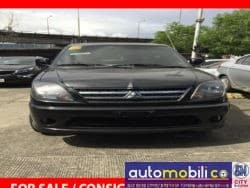 2016 Mitsubishi Adventure - Interior Rear View