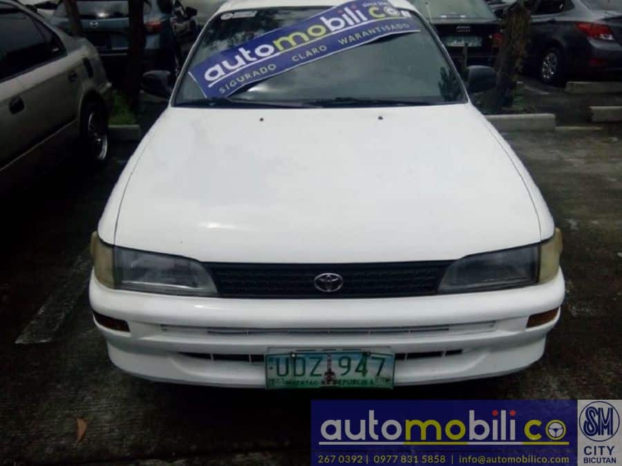 1996 Toyota Corolla - Front View