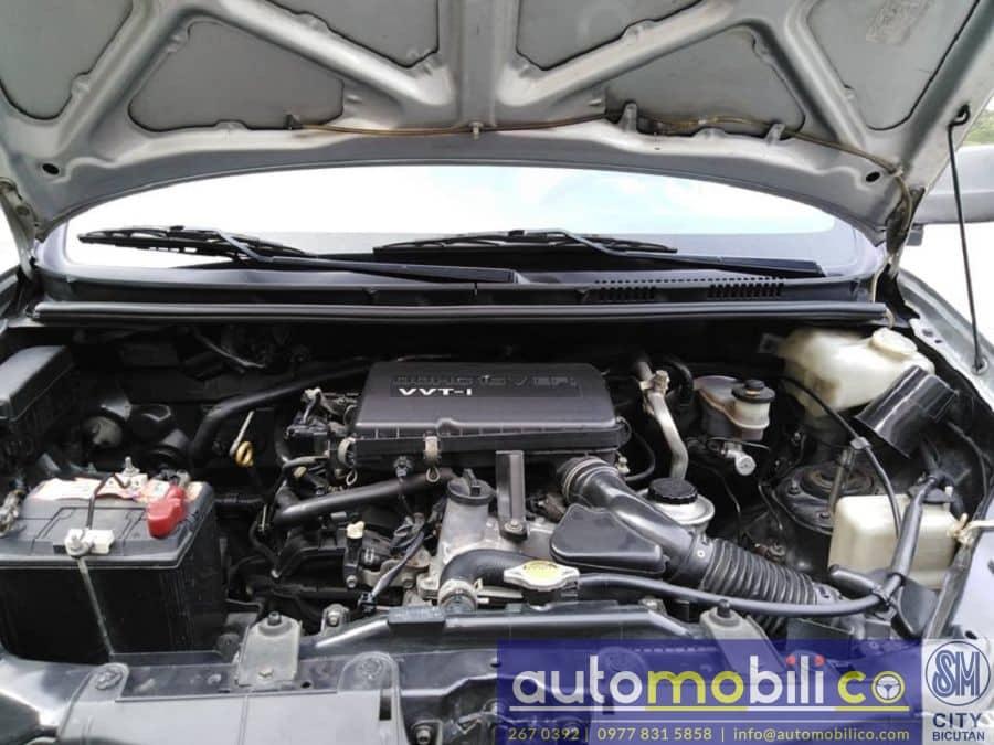 2011 Toyota Avanza - Interior Rear View