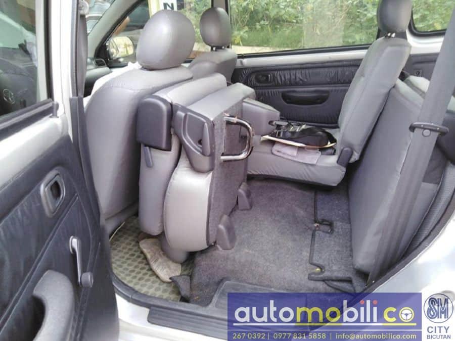2011 Toyota Avanza - Interior Front View
