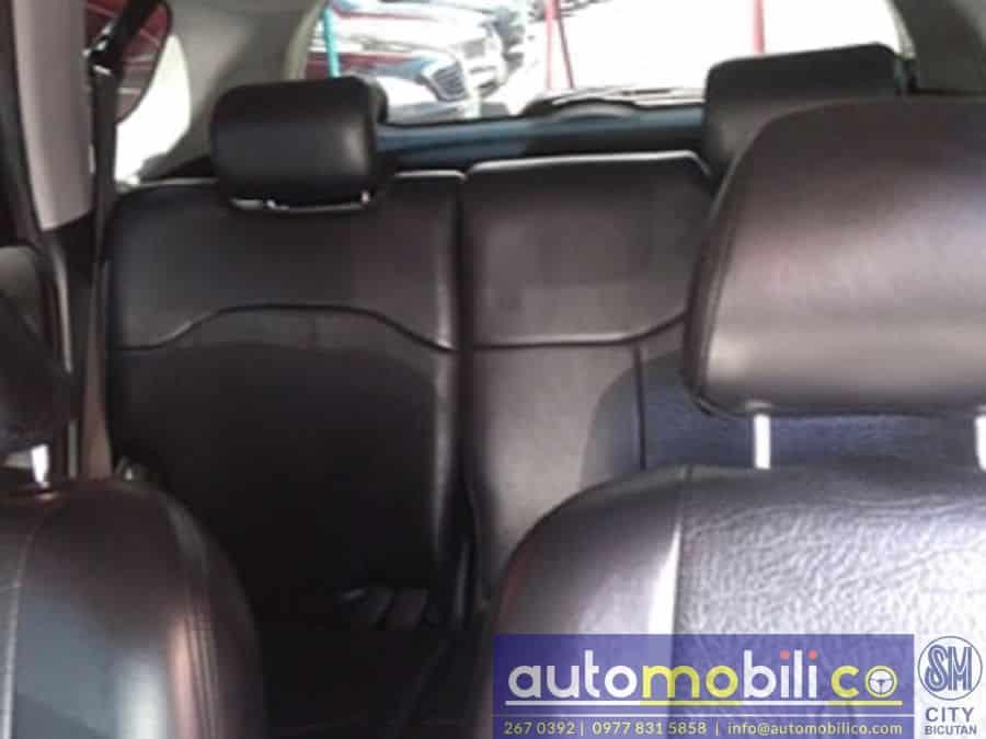 2009 Honda Jazz - Interior Front View