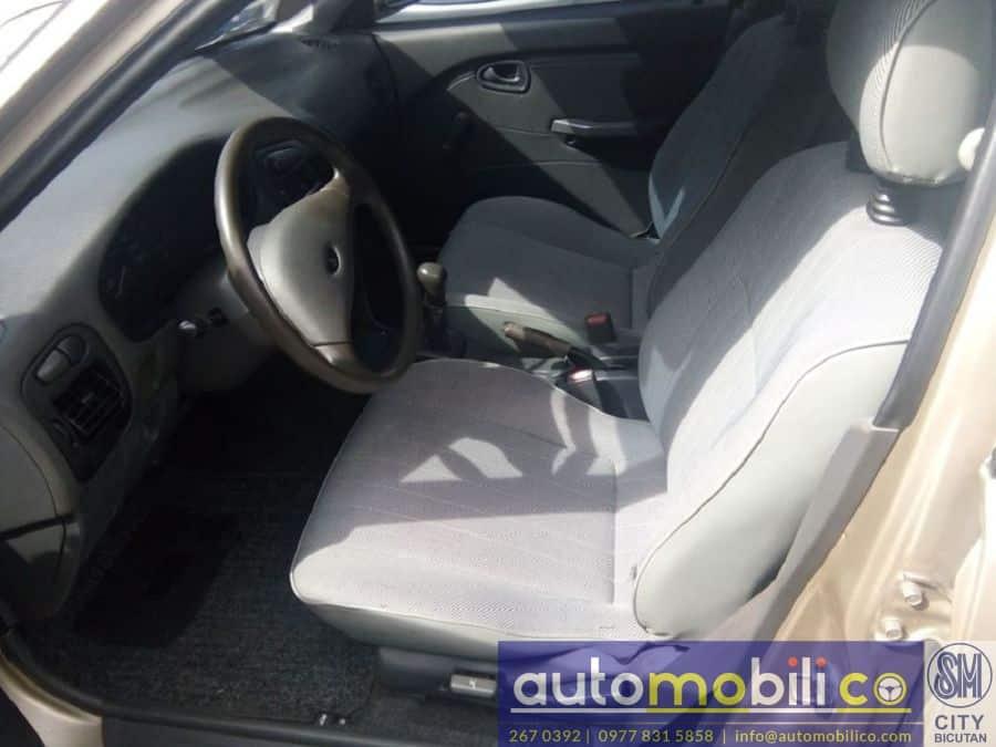 1994 Mitsubishi Lancer - Interior Front View