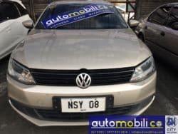 2014 Volkswagen Jetta - Front View