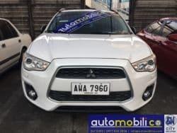 2015 Mitsubishi ASX - Front View