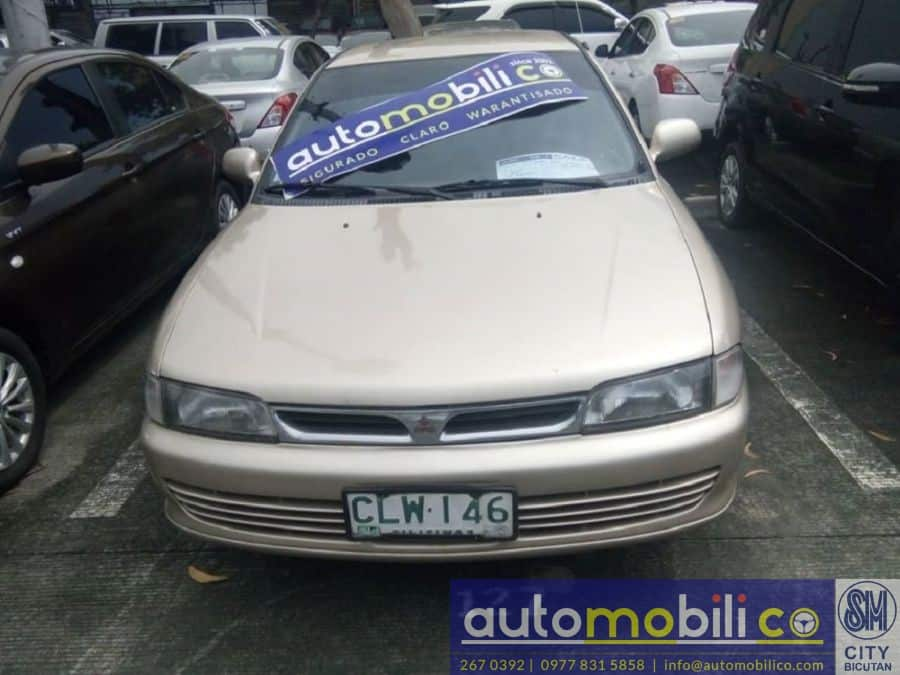 1994 Mitsubishi Lancer - Front View