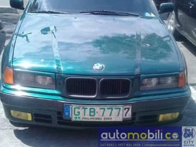 1995 BMW 316i - Front View