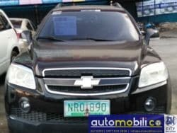 2009 Chevrolet Captiva - Front View