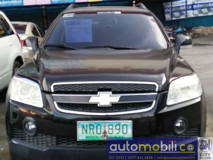 2009 Chevrolet Captiva - Front View