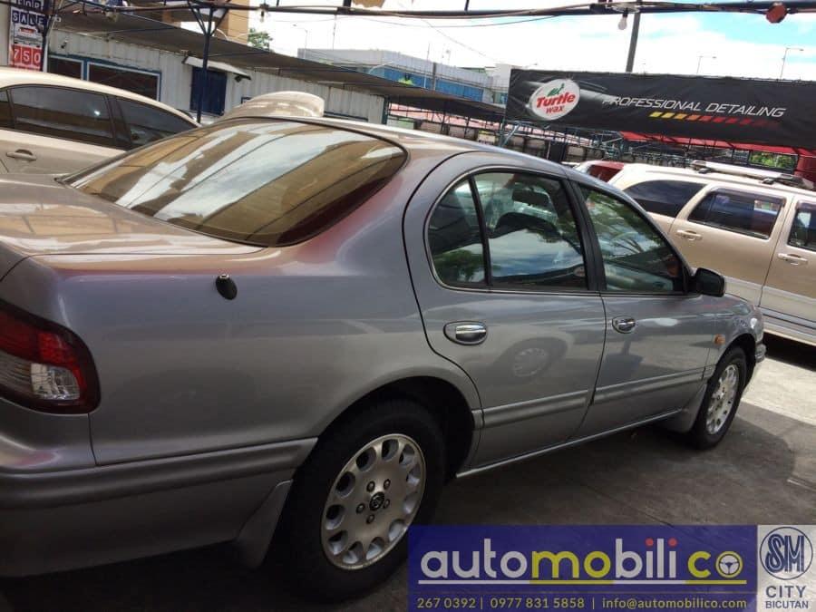 2001 Nissan Cefiro - Interior Rear View