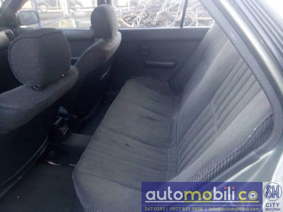 1989 Toyota Corolla - Interior Rear View