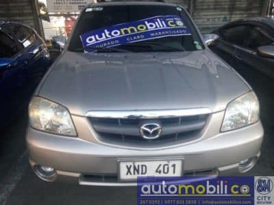 2003 Mazda Tribute - Front View