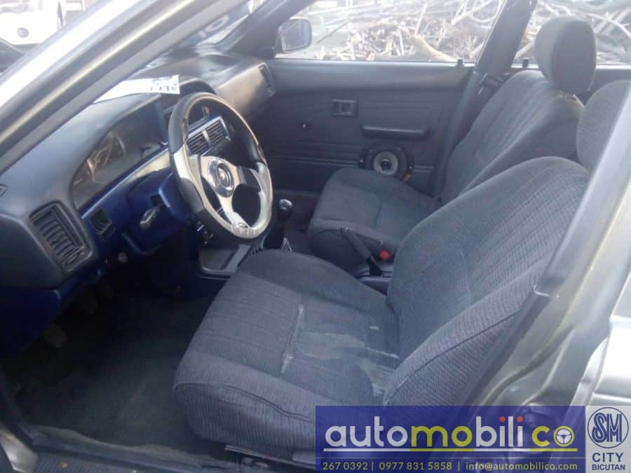 1989 Toyota Corolla - Interior Front View