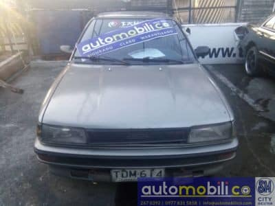 1989 Toyota Corolla - Front View