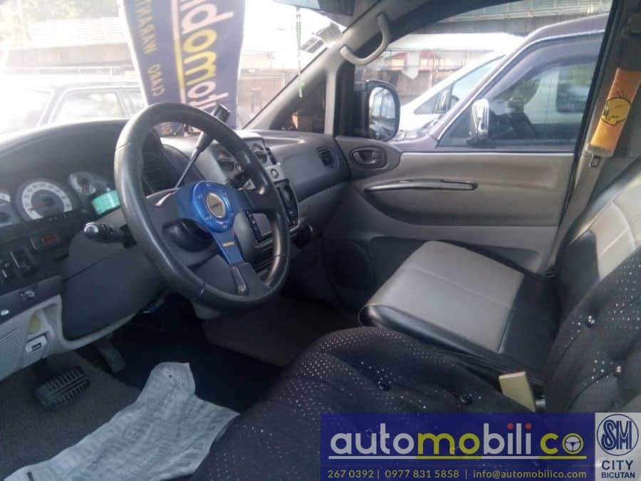 2005 Mitsubishi Space Gear - Interior Front View