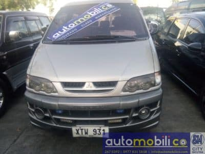 2005 Mitsubishi Space Gear - Front View
