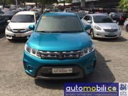 2018 Suzuki Vitara - Front View
