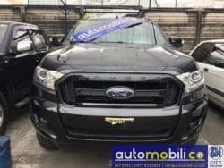 2017 Ford Ranger - Front View
