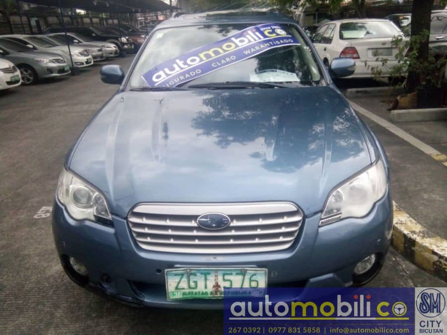 2007 Subaru Outback - Front View