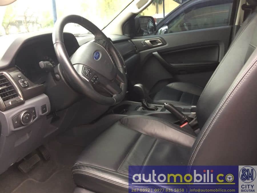 2017 Ford Ranger - Interior Front View