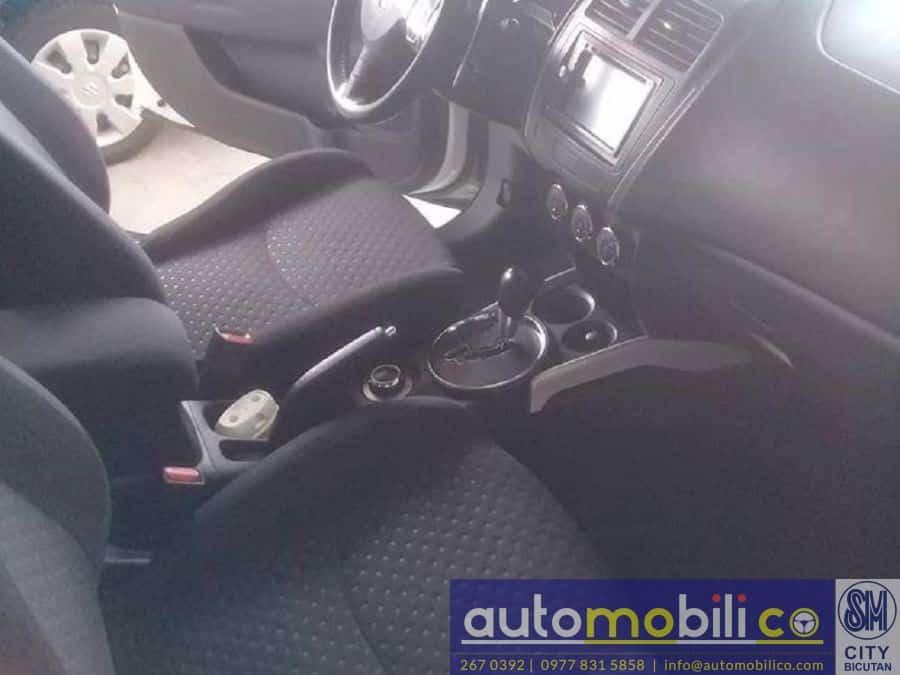 2012 Mitsubishi ASX - Interior Front View