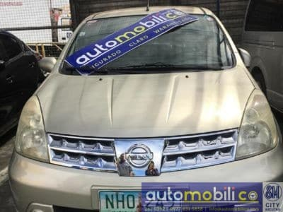 2009 Nissan Grand Livina - Front View