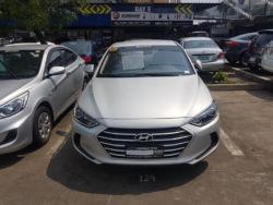2017 Hyundai Elantra - Front View