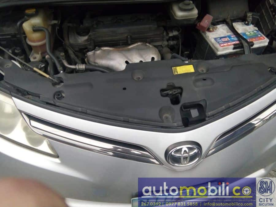 2010 Toyota Previa - Interior Rear View
