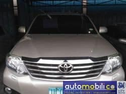2012 Toyota Fortuner - Front View