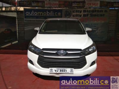 2016 Toyota Innova - Front View