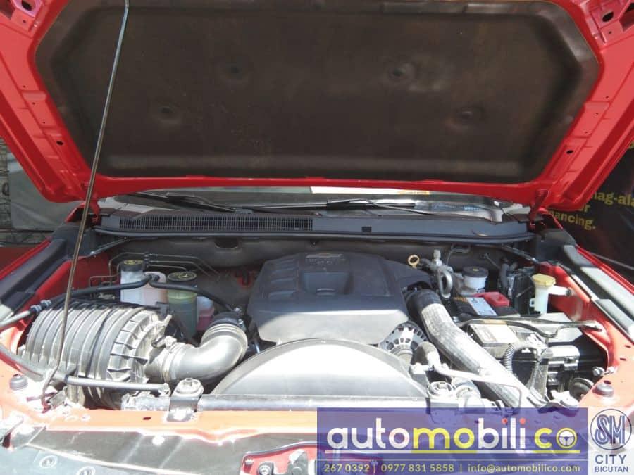 2015 Chevrolet Trailblazer - Interior Rear View