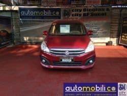 2017 Suzuki Ertiga - Front View