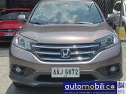 2014 Honda CR-V - Front View