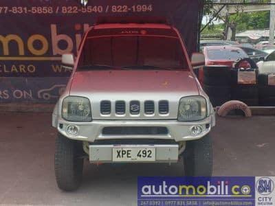2004 Suzuki Jimny - Front View