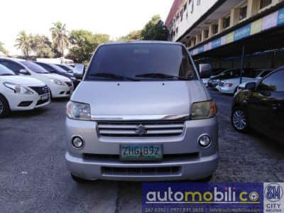 2008 Suzuki APV - Front View