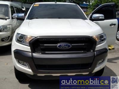 2018 Ford Ranger - Front View