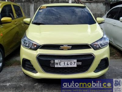 2018 Chevrolet Spark - Front View