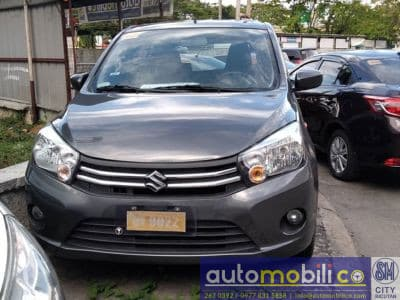 2016 Suzuki Celerio - Front View