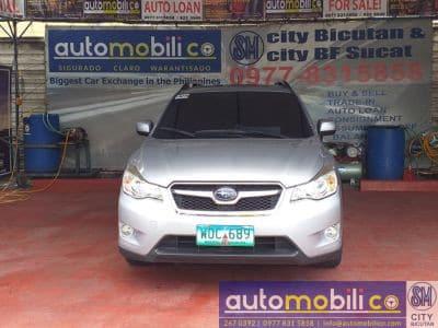 2013 Subaru XV - Front View