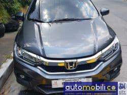 2018 Honda City E - Front View