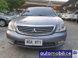 2010 Mitsubishi Galant - Front View