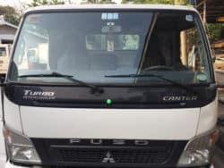 2013 Mitsubishi Canter - Front View