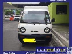 2014 Suzuki Multicab - Front View