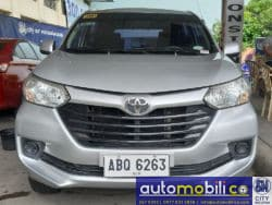 2016 Toyota Avanza - Front View